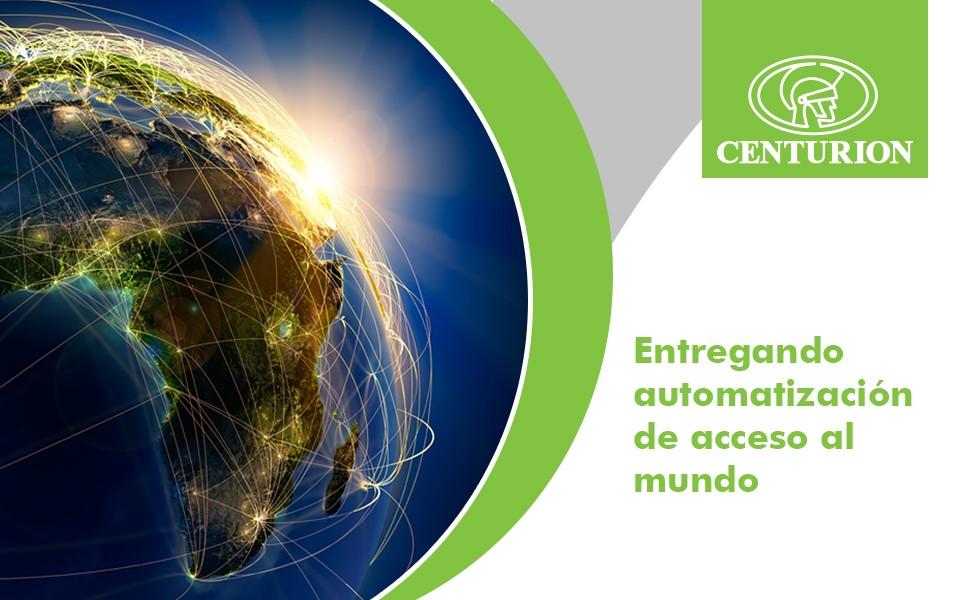 Mercado Internacional: Dar a conocer el acceso de automatización al Mundo