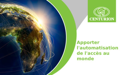 Apporter l'automatisation de l'accès au monde
