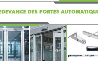 Beauté et intelligence: Les portes automatiques FAAC